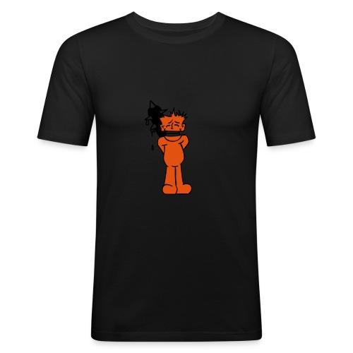 Gnii - T-shirt près du corps Homme