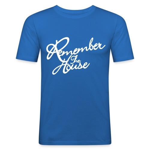 Remember the House (classic Tee) - T-shirt près du corps Homme
