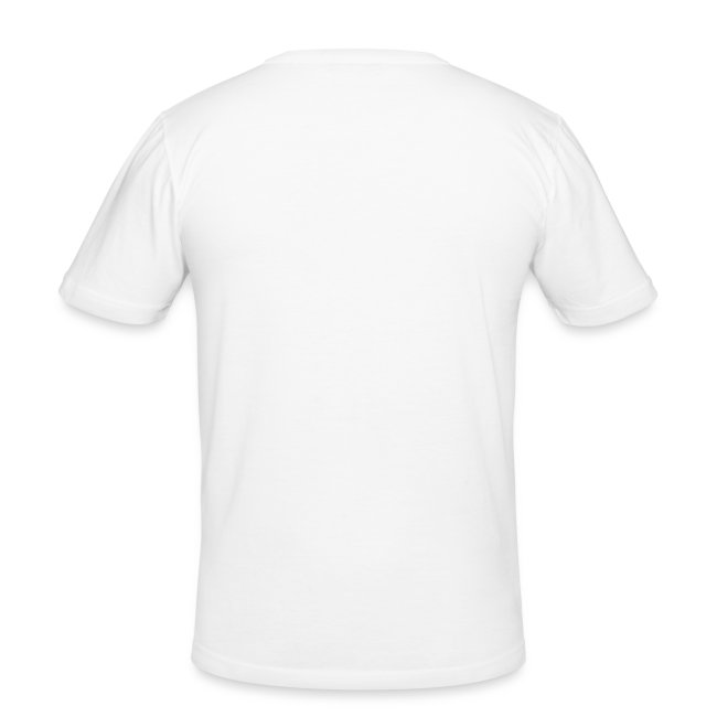Electronic Architecture Fitted T-Shirt.