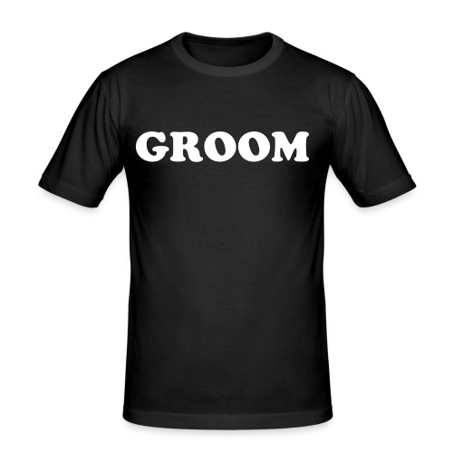 GROOM! - slim fit T-shirt