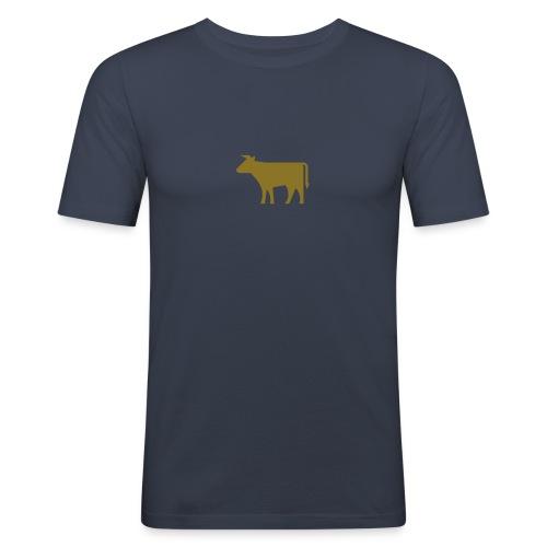 """T-Shirt """"Das goldene Kalb"""" - Männer Slim Fit T-Shirt"""