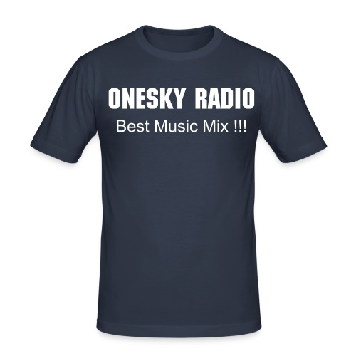 OneSky Men's T-Shirt - Men's Slim Fit T-Shirt