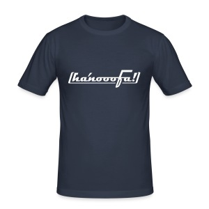 ABSOLUT HANNOVER BEKENNER JUNGS-SHIRT SLIM - Männer Slim Fit T-Shirt