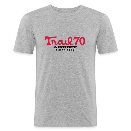Trail70 Addict - T-shirt près du corps Homme