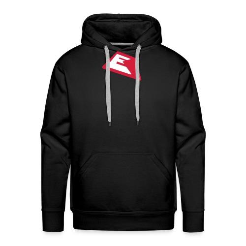 erik kaiser - logo - Männer Premium Hoodie