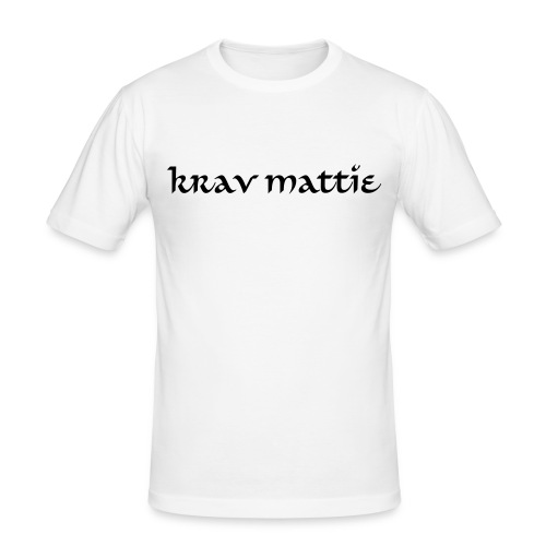 Krav Mattie - slim fit T-shirt
