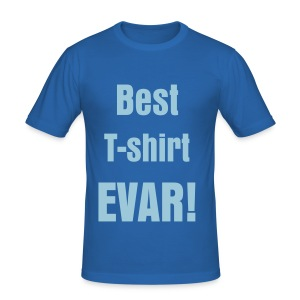 Best Tshirt Evar (Mens) - Men's Slim Fit T-Shirt