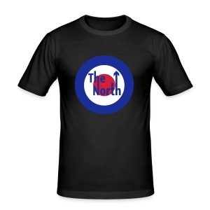 Mod the North - Men's Slim Fit T-Shirt