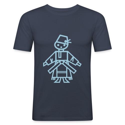 Czech boy - Men's Slim Fit T-Shirt