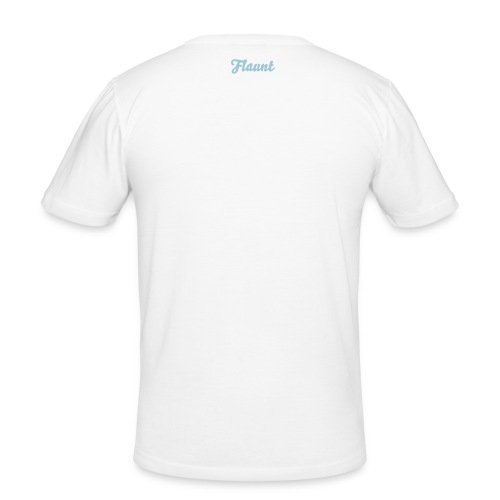 Flaunt this - Herre Slim Fit T-Shirt