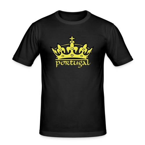 Portugal royal - T-shirt près du corps Homme