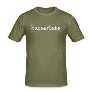 hatseflats - slim fit T-shirt