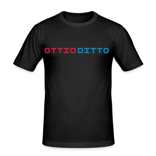 Ditto T shirt - Men's Slim Fit T-Shirt