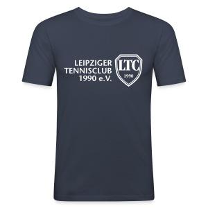 """LTC """"Logo-HEART"""" - Männer Slim Fit T-Shirt"""