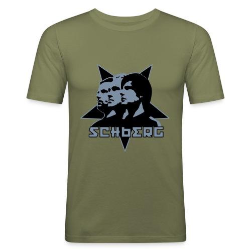 Sommermetallmopeten - Männer Slim Fit T-Shirt