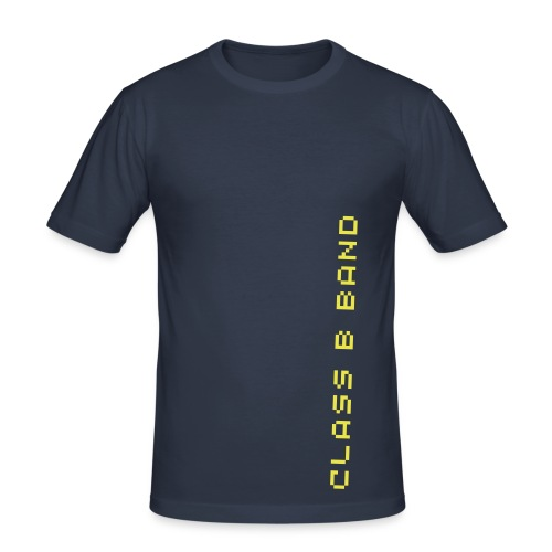 Class B Band Digital Tee - Men's Slim Fit T-Shirt