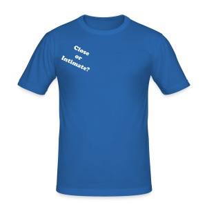 Men's More Blues Slim Fit T-Shirt - Men's Slim Fit T-Shirt