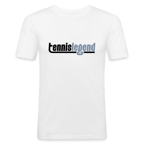 TennisLegend T-shirt (flex2c) - T-shirt près du corps Homme