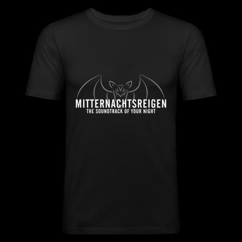 T-Shirt Slim Fit - Männer Slim Fit T-Shirt