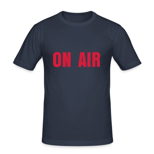 ON AIR BOY MARINE - T-shirt près du corps Homme