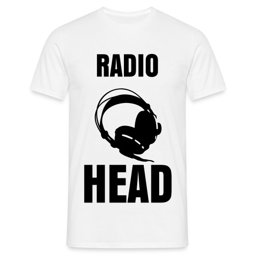 Radio head - Men's T-Shirt