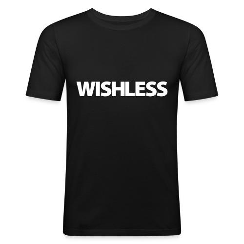 BASIC T-SHIRT - Männer Slim Fit T-Shirt