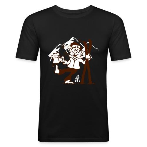 Après-Ski - Men's Slim Fit T-Shirt