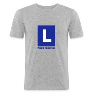 Mannenshirt Slim Fit - slim fit T-shirt