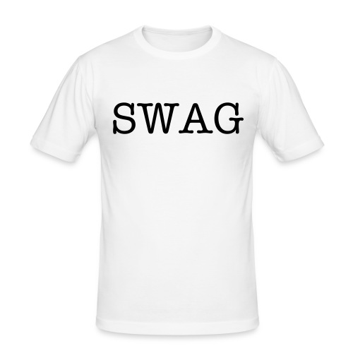 SWAG - T-shirt - Men's Slim Fit T-Shirt
