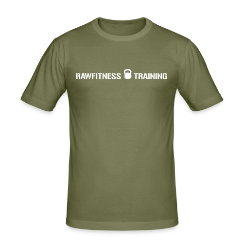 Do or do not - Rawfitness Slim T-Shirt - Maglietta aderente da uomo