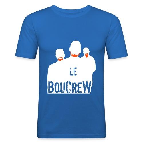 Le BouCrew - Tee shirt près du corps Homme - T-shirt près du corps Homme