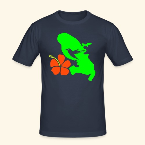 Martinique Colibri t-shirt - Tee shirt près du corps Homme