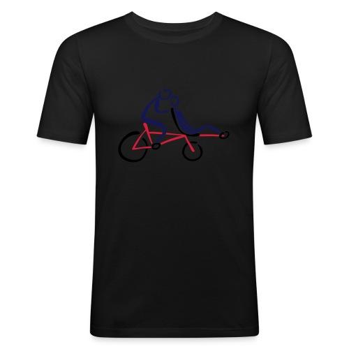 Pino Shirt - Männer Slim Fit T-Shirt