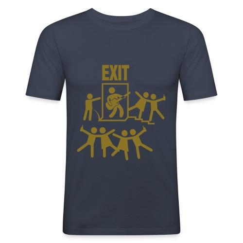 Exit Festival - slim fit T-shirt