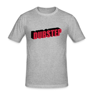 Dubstep Shirt - Männer Slim Fit T-Shirt