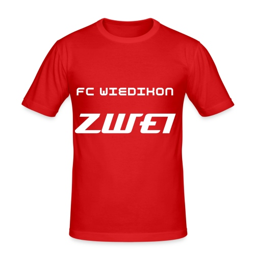 FCW 2 - Trainingsshirt - Männer Slim Fit T-Shirt