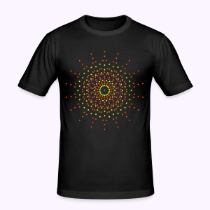 9th Dimension Stargate UV-Neon Slim Fit - slim fit T-shirt