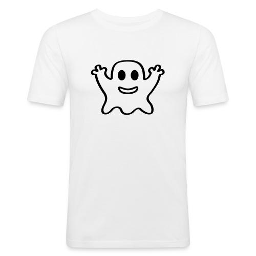 kleiner Geist - Männer Slim Fit T-Shirt