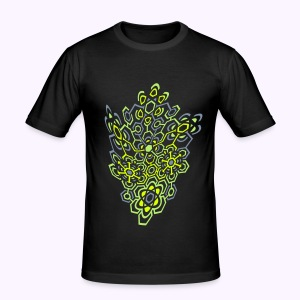 LectroMaze Wave - UV Active - Slim Fit - slim fit T-shirt