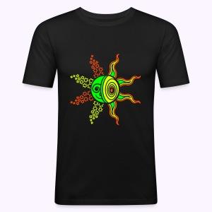 Sun-Moon-Stars UV-Active - Slim Fit - slim fit T-shirt