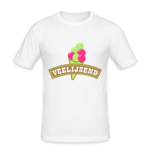 Veelijsend - slim fit T-shirt