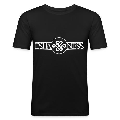 Männer slimfit T-Shirt - Männer Slim Fit T-Shirt