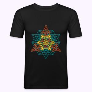 Equilibrium Tree 3 Slim Fit - slim fit T-shirt