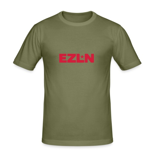 EZLN Slim Fit Tee - Men's Slim Fit T-Shirt