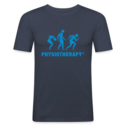 Three Men Physiotherapie - Männer Slim Fit T-Shirt