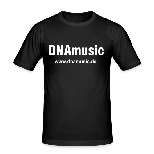 DNA Basic II - Männer Slim Fit T-Shirt