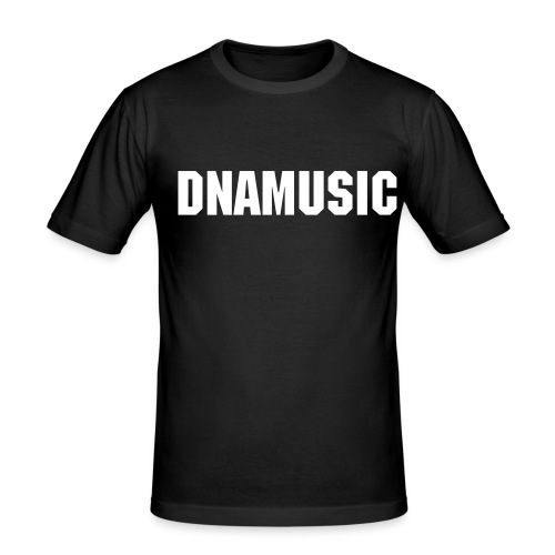 DNA Basic - Männer Slim Fit T-Shirt