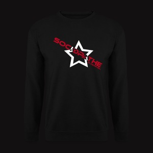 Socio Sweat Flocage - Sweat-shirt Homme