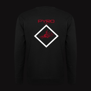 artificier Pyro Sweat Flocage - Sweat-shirt Homme