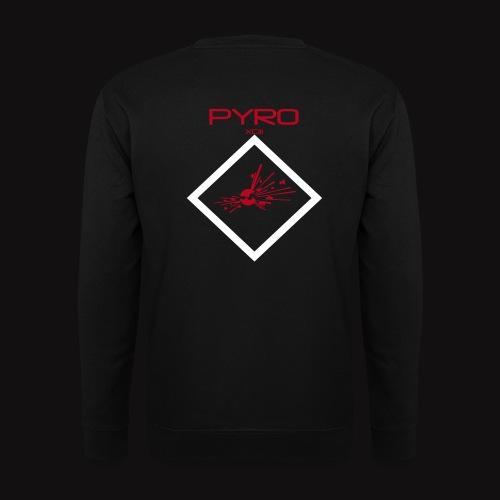 artificier Pyro Sweat Flocage - Sweat-shirt Homme